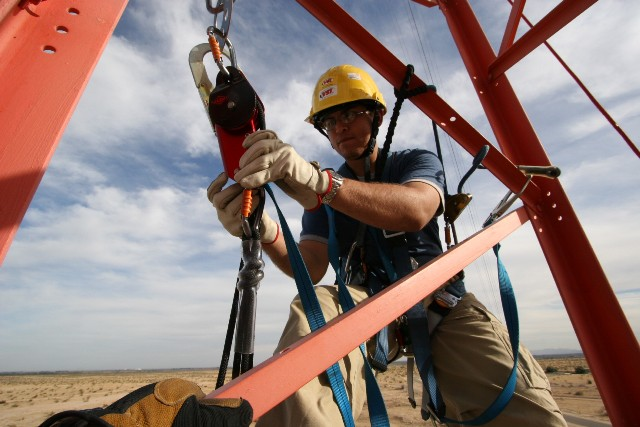 Level III | Rope Access & SPRAT Certification | Working at Heights ...